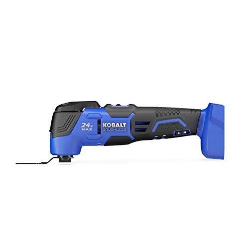 Kobalt 18-Piece Cordless 24-Volt Max Oscillating Tool Kit