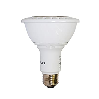 Philips Lighting 454686 PAR30L LED Lamp 12.7 Watt E26 Medium Base 950 Lumens 80 CRI 4000K Cool White