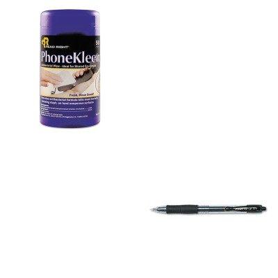 KITPIL31020REARR1403 - Value Kit - Read Right PhoneKleen Wet Wipes (REARR1403) and Pilot G2 Gel Ink Pen (PIL31020) (Phonekleen Wipes Wet)