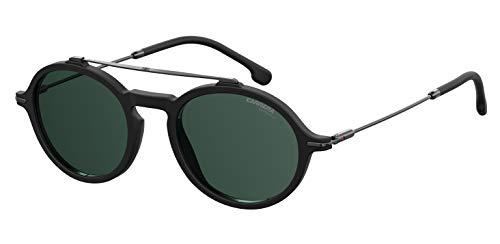 Sunglasses Carrera 195 /S 0003 Matte Black/QT green lens