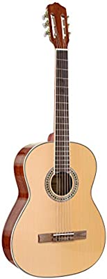 MARTISAN Guitarra Clásica 4/4 de madera, Guitarra Española con 6 Cuerdas de Nylon para Niños, Principiantes, Adultos: Amazon.es: Instrumentos musicales