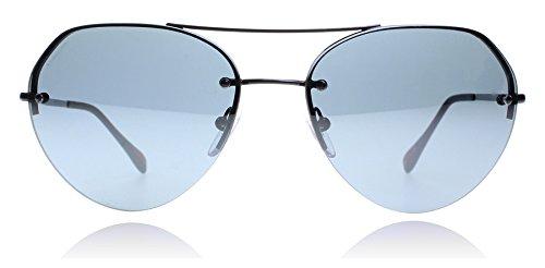 Prada Sport Model - PRADA SPORTS PS 57RS - 7AX5L0 Sunglasses Black/ Grey Mirror 59mm