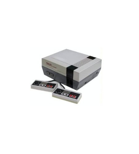 Game Nes Nintendo Contra - Nintendo Entertainment System Control Deck NES Classic Edition (Renewed)