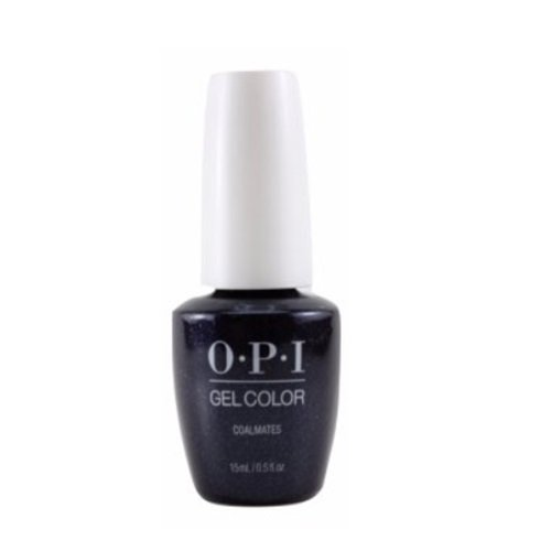 OPI Gelcolor - 2017 Holiday Collection - Coalmates - 15ml / 0.5oz OPIGCNEW099