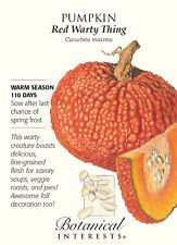 Red Warty Thing Pumpkin Seeds - 2 Grams