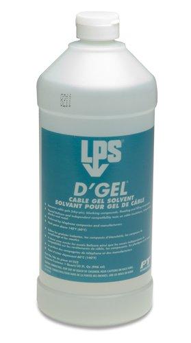 PT Technologies 429-61232 D 'Gel Cable Solvents, 32 fl. oz. Bottle(Pack of 12)