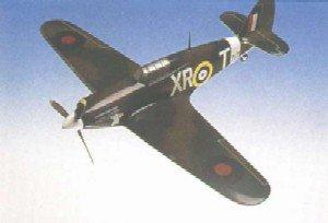 Daron Worldwide Trading F0932 Hurricane II 1/32 AIRCRAFT