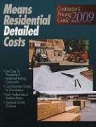 Means Residential Detailed Costs (Means Contractor's Pricing Guide: Residential & Remodeling Costs)