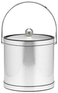 Chrome 3 Qt Ice Bucket - 1