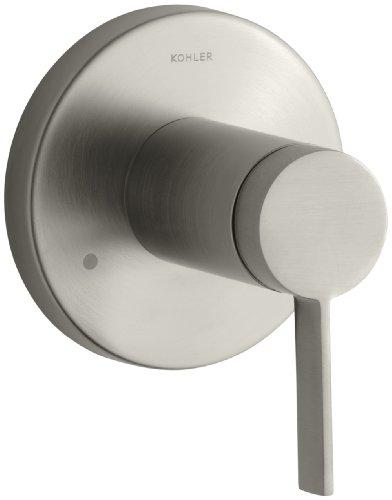 KOHLER K-T10944-4-BN Stillness Transfer Valve Trim, Vibrant Brushed Nickel by Kohler