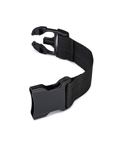 Industrial Puppy Dog Harness Chest Strap Extender Harness - Service Dog Vest, Therapy Dog Vest, Emotional Support Dog Vest, and Others - Add up to 10 to Girth Strap