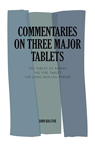 Commentaries on Three Major Tablets