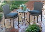 Wicker Furniture Patio Set Ideas - patio-outdoor-furniture