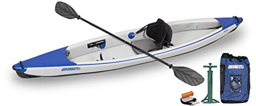 Sea Eagle Razorlite 393rl Inflatable Kayak Pro Solo Package (Best Sea Kayak Reviews)