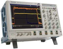Oscilloscope, DPO7000 Series, 4 Channel, 3.5 GHz, 40 GSPS, 50 Mpts, 115 ps
