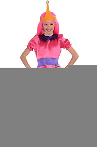 8eighteen Candy Kingdom Princess Bubblegum Child Costume (Adult Princess Bubblegum Costume)