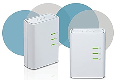 D-Link PowerLine AV+ Network