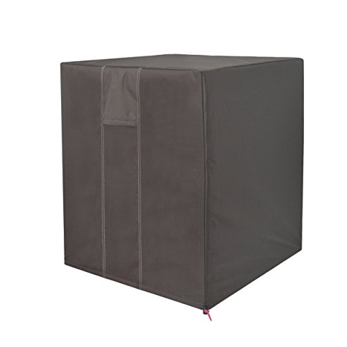 Jeacent Central Air Conditioner Covers for Outside Units AC Covers 26x26x32 inches (Central Air Cover)
