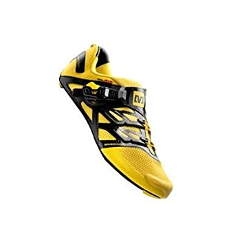Mavic Zapatillas Carretera Zxellium Ultimate Amarillo 2014: Amazon.es: Deportes y aire libre