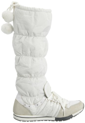 Dude Cortina Ladies Boots In White . fLslcWY