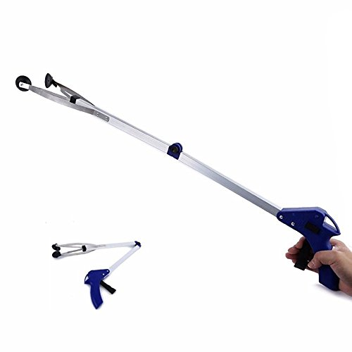 Reacher Grabber, Foldable Long Arm Reaching Claw by Northbear, 32