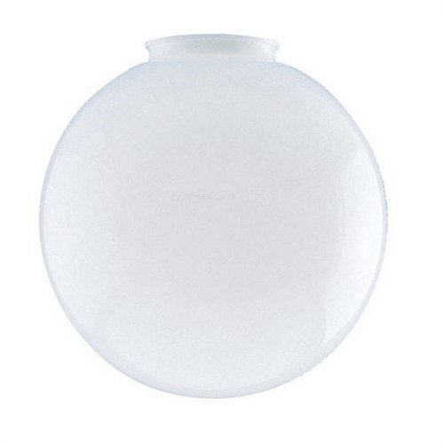 3 1/4 Inch Ceiling Fan (Westinghouse Lighting Corp 6-Inch Polycarbonate Globe)