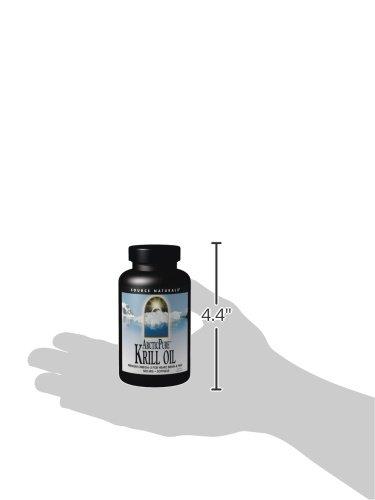 Source ArcticPure Krill Oil for Heart, Brain, PMS,