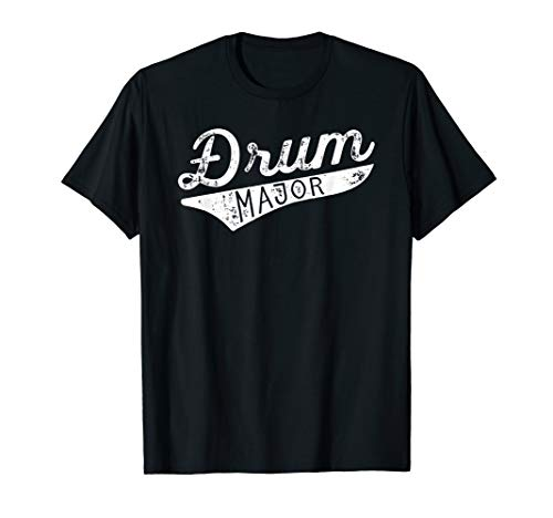 Drum Major Shirt - Band T-shirt For Men and Women
