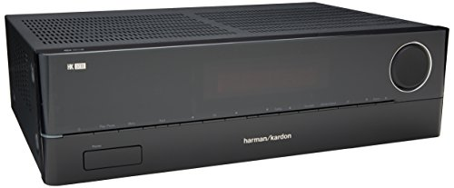 Harman Kardon HK 3770 2-Channel Stereo Receiver with Network Connectivity and Bluetooth by Harman Kardon