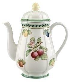 Villeroy & Boch French Garden Fleurence Coffeepot - English Garden Porcelain
