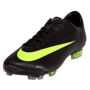 Nike Mercurial Vapor VII FG Black Fußballschuhe 441976 CARBON Gr 40 ... a3a8493b3ba16
