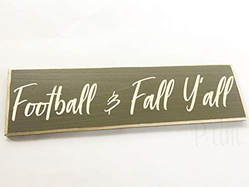 Football And Fall Y