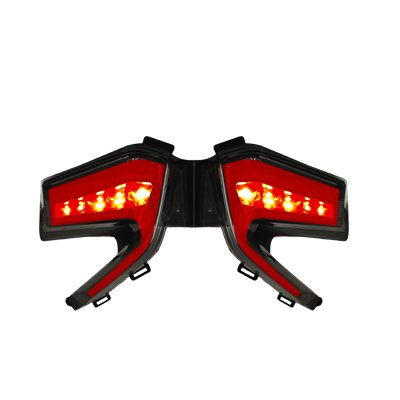 Integrated Led Tail Light Smoke Ducati Panigale / Panigale R / 899 / 959 / 1199 / 1299 Year 2012 ,2013,2014,2015,2016,2017,2018