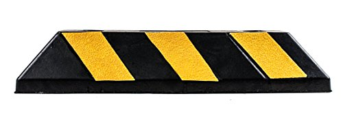 RK-BP22 Rubber Curb Truck Parking Block, 22 -Inch by RK (Image #1)