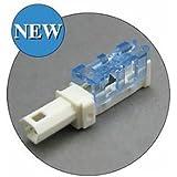 ニチフ 圧接形中継コネクタ セミシェップ 20個入り NDC-2824