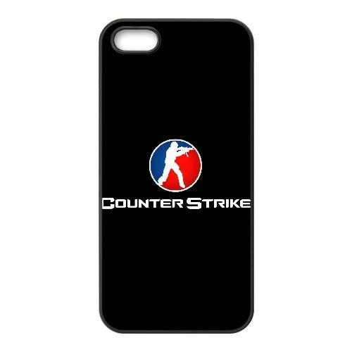 O2E84 contre A3V3EN coque iPhone de widescreens grève HD 5 5s cellulaire cas de téléphone couvercle coque noire DG6DJY2XB