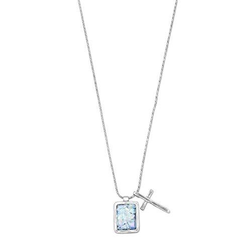 Roman Glass Cross - 7
