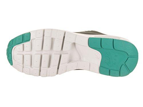 Nike Vrouwen Air Max 1 Ultra Moiré Hardloopschoen Sequoia / Sequoia / Gewassen / Blauwgroen