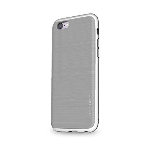 【日本正規代理店品】 motomo iPhone6s/6 ケース  INFINITY グレーシルバー バータイプ  MT6948iP6S