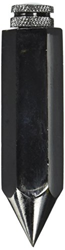 Kraft Tool SL52C Carded Hex Steel Plumb Bob, (Hexagonal Plumb Bobs)