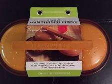 Double Hamburger Press