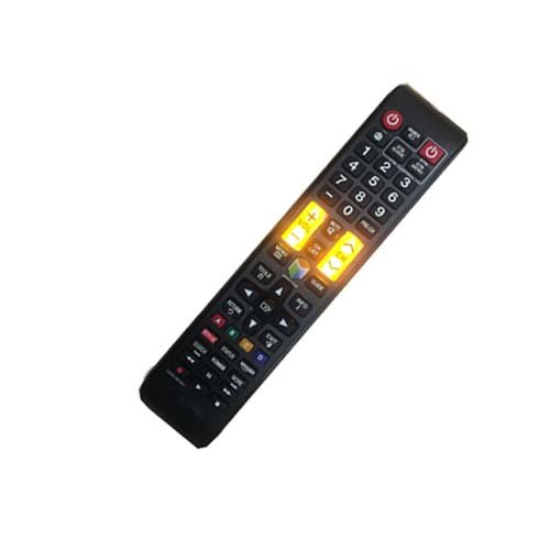 Easy Replacement Remote Conrtrol Fit For Samsung UN60HU8550F UN85HU8550FXZA UN55HU8550 UN55HU8550F 4K Smart 3D LCD LED HDTV TV