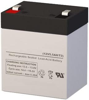 B/&B BP5-6 T2 Compatible Replacement Battery