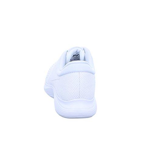 Platinum pure Wmns 4 Nike Fitness Chaussures 100 white Femme De Blanc white Revolution SBwnqnPHg