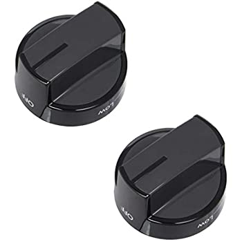 Ximoon W10339442 Gas Range Knob Replacement for Whirlpool WPW10339442 PS3507188 AP6019877 PS11753188