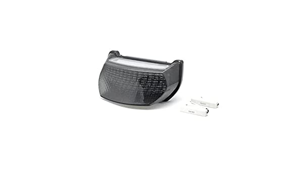 Amazon.com: Krator Smoke LED Tail Light Integrated with Turn ...