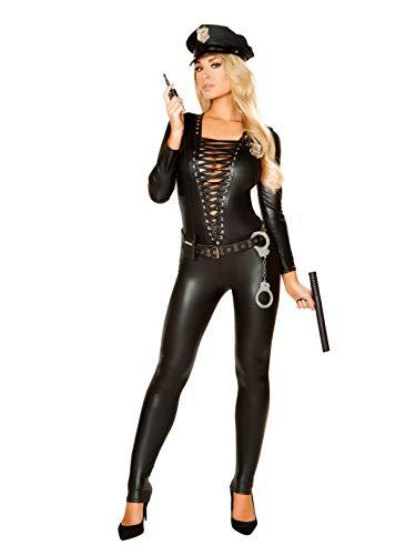 Multi Purpose Black Catsuit Costume - Small - Dress Size 4