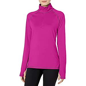 Hanes Sport Women's Performance Fleece Quarter Zip Pullover