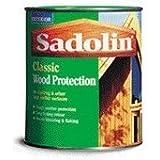 Sadolin 5 Litre Classic Basecoat Woodstain Dark Palisander by Sadolin