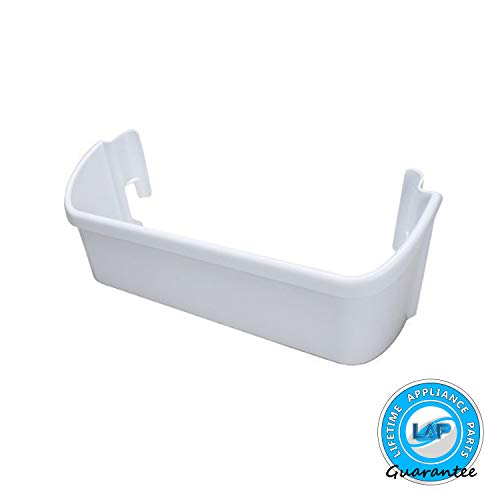 Lifetime Appliance 240323001 Door Bin Shelf Compatible with Frigidaire or Electrolux Refrigerator (1)